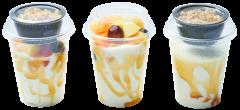 Yoghurt concept